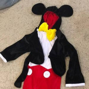 Original Disney Mickey Mouse costume